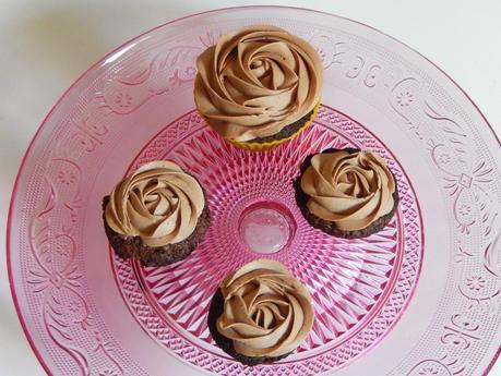 {Recette} Cupcakes au Nutella