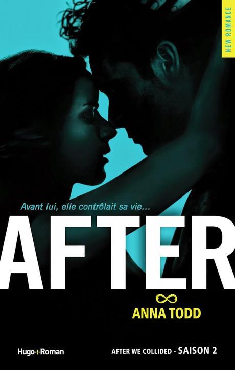 After tome 2: Avant lui, elle contrôlait sa vie...