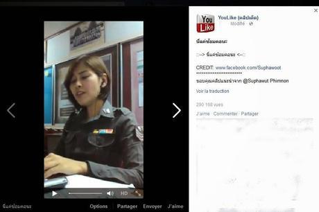 Thaïlande, quand payer ses contraventions devient plaisir [HD]