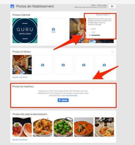 Personnalisez l'image de votre entreprise sur Google et Google Maps