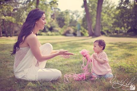 photographe bébé famille st germain en laye