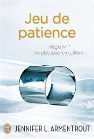 Jeu de Patience de Jennifer L. Armentrout