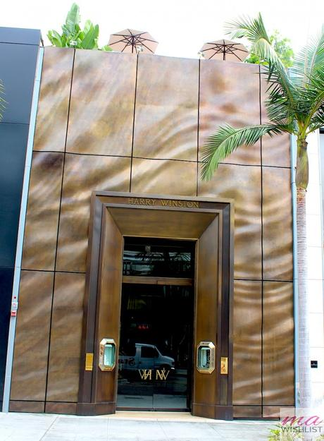 harry winston los angeles rodeo drive