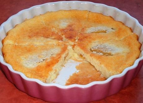 Clafoutis coco mangue