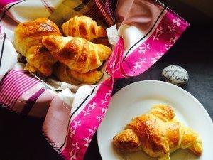 Croissants maison recette Christophe Felder
