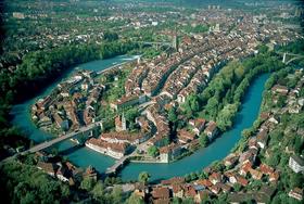 Berne, ville fédérale