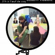 AFIAC/Cafe/Performance/Josselin Vidalenc