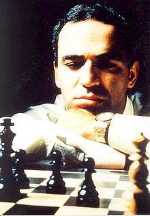 Se frotter à un champion d'échecs !
