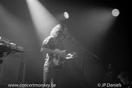 Natas Loves You + Sonnfjord -Ancienne Belgique ( Club), Bruxelles, le 25 février 2015