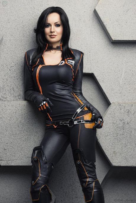 untitled by hannuki d74c6gk Cosplay   Mass Effect   Miranda #60  mass effect Cosplay