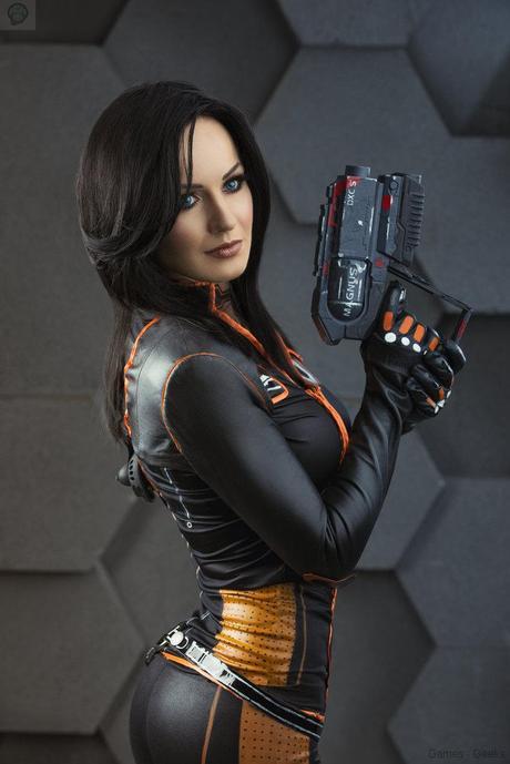 lawson by hannuki d7hd5pe Cosplay   Mass Effect   Miranda #60  mass effect Cosplay
