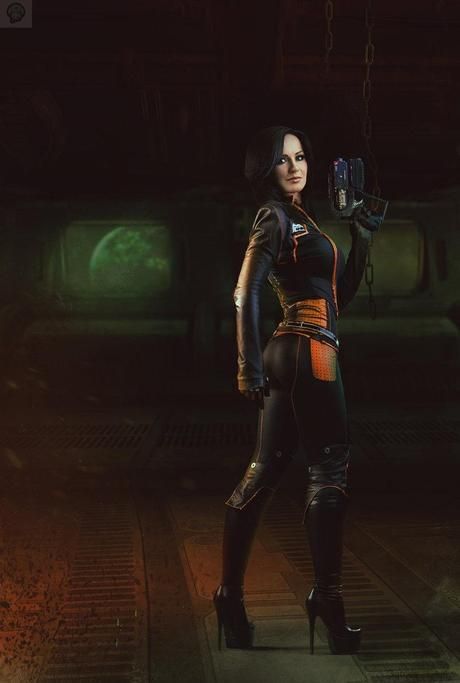 lawson by hannuki d74c6di Cosplay   Mass Effect   Miranda #60  mass effect Cosplay