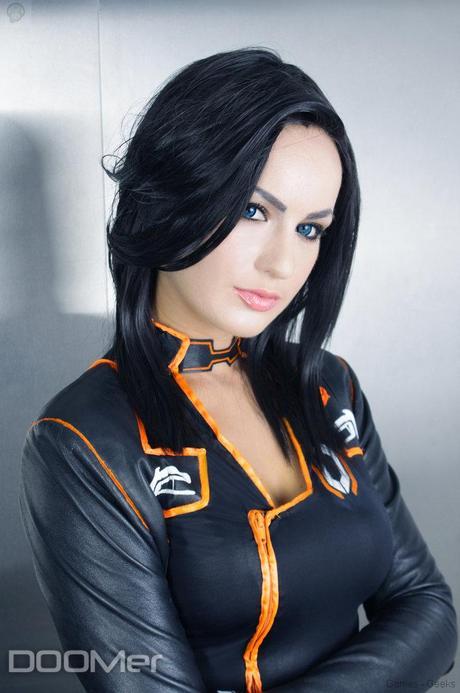 miranda1 by hannuki d5ekkc8 Cosplay   Mass Effect   Miranda #60  mass effect Cosplay