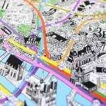 DESIGN : Jenni Sparks nous fait redécouvrir Paris