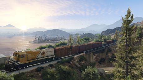 GTA V – Nouvelles images de la version PC