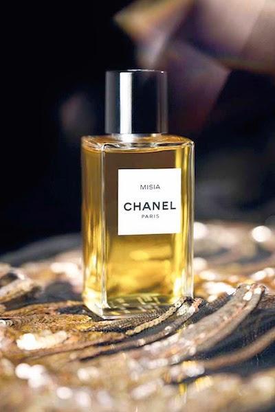 Misia, la nouvelle senteur des exclusifs de Chanel...