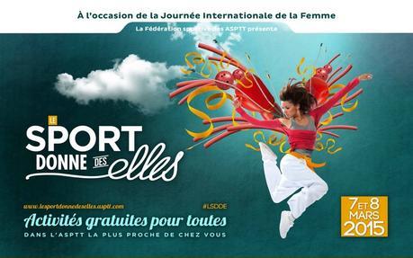 «Le Sport donne des Elles», un week-end sportif gratuit pour les femmes