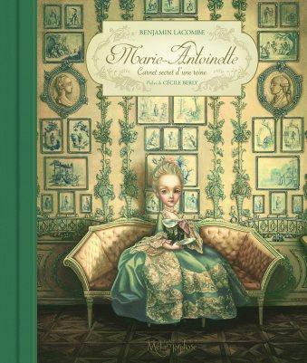 Marie-Antoinette, carnet secret d'une reine