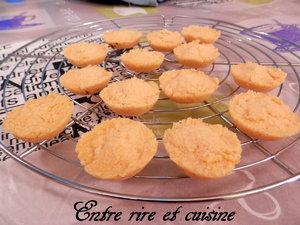 Mini cookies Chocolat-Noix de coco {au micro-ondes}