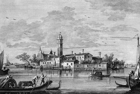 Francesco Tironi - Isola di Santa Maria delle Grazie