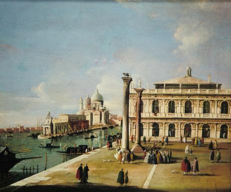Francesco Tironi - La Piazzeta San Marco