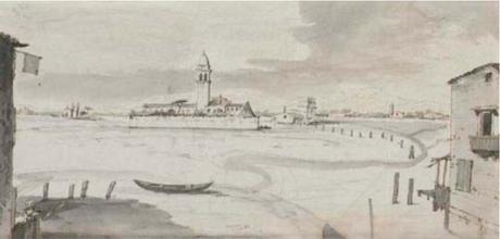 Francesco Tironi - La lagune en hiver