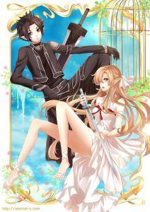 SAO fairy dance (3)