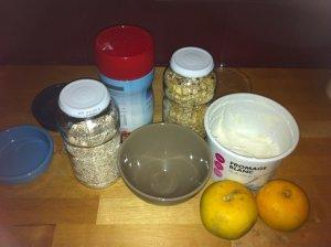 Simplissimes tartelettes aux agrumes