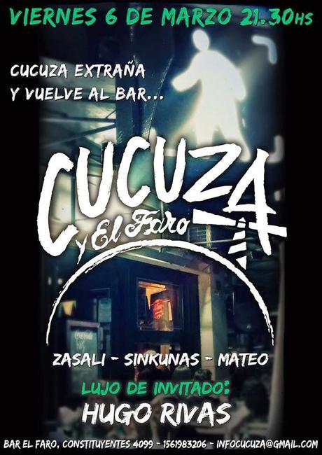 Cucuza et Cie font leur rentrée au Faro [à l'affiche]