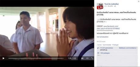 Thaïlande, vous avez dit réseaux sociaux ? [HD]