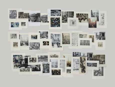 Folder: Financial Panics, The Picture Collection, 2013 © 2014 Taryn Simon