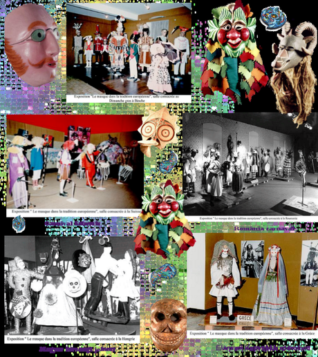 Costume di carnevale ,svizzero,Swiss Karnevalskostüm,Farsangi jelmez, hungary,Αποκριάτικη Στολή ,Ελλάδα,  Mons 2015 ,exposition  ,Le Monde à l'Envers , Carnavals ,Mascarades ,Europe ,carnivalkingofeurope  Méditerranée