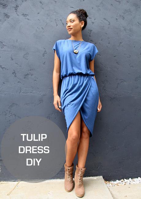DIY : une robe tulique