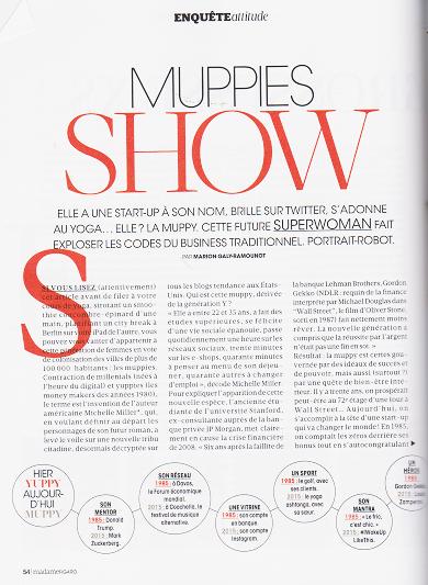 50 Nuances de Madame Figaro