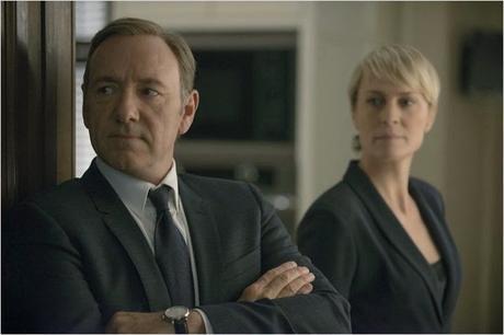 TELEVISION : House of Cards saison 3 - un retour à haut risque ?