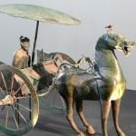 Splendeurs des Han, essor de l'empire céleste, au Musée Guimet