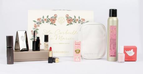 Birchbox -  La Corbeille de la Mariée - Delphine Manivet
