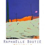 Exposition «FRONTALE» Raphaëlle Boutié  Galerie Aude Guirauden |  Toulouse
