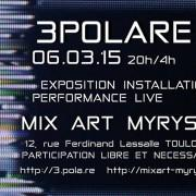 POLARE 3e édition à Mix'art Myrys | Toulouse