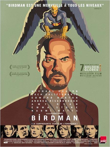 Birdman, l'envers du décor déploie ses ailes