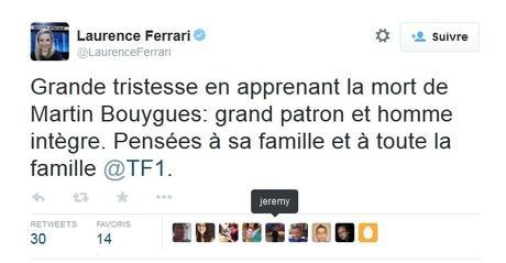 Le jour où Twitter enterra Martin Bouygues...un peu trop rapidement