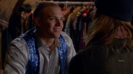 Les critiques // Glee : Saison 6. Episode 8 & 9. A Wedding/Child Star.