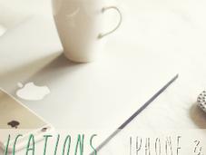 Applications iPhone iPad