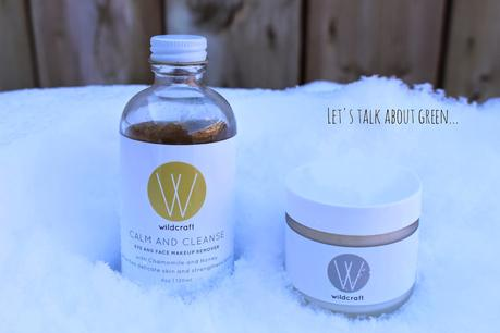 A natural beautiful brand from Canada : Wildcraft