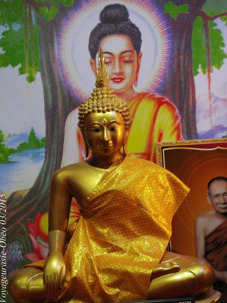 Thaïlande, Makha Bucha J-4, fragments (photos)