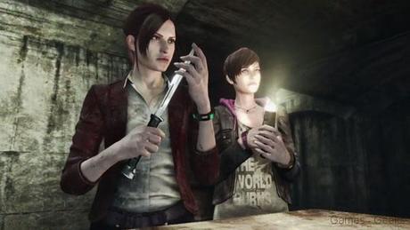 RER2 Gameplay GI Test   Resident Evil : Revelations 2   Épisode 1  test Resident Evil Revelations 2