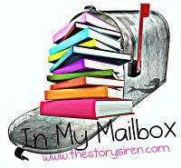 In my Mailbox #3 Fevrier 2015