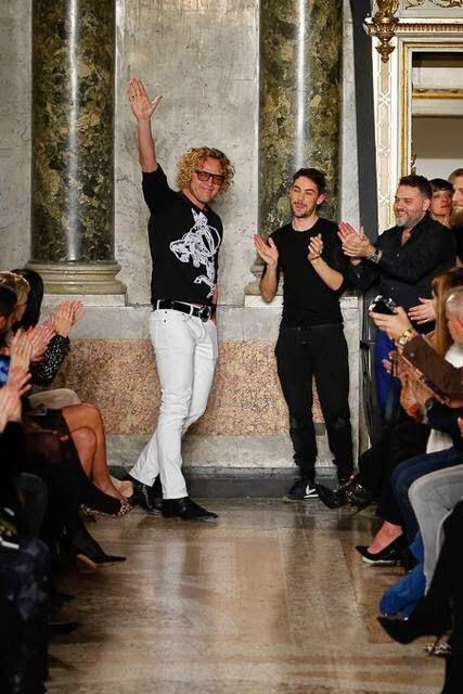 Le thème astral du dernier défilé Emilio Pucci...