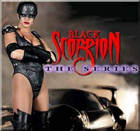 black scorpion,michelle lintel,roger corman,super-héros,histoire des séries américaines,batman,adam west,knight rider