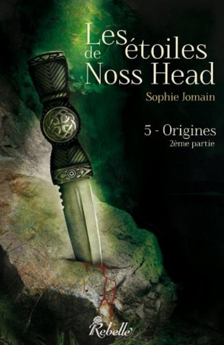 Couverture Les étoiles de Noss Head, tome 5 : Origines, partie 2